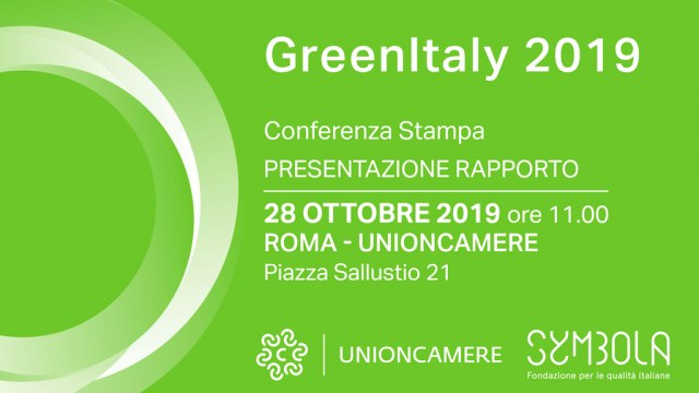GreenItaly 2019